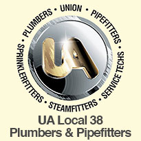 UA Local 38 Plumbers & Pipefitters