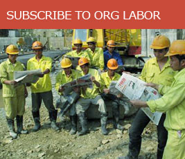 Subcribe to Org Labor